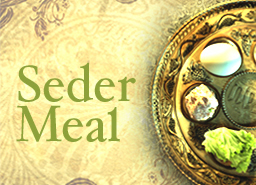 RSVP for the Seder Meal